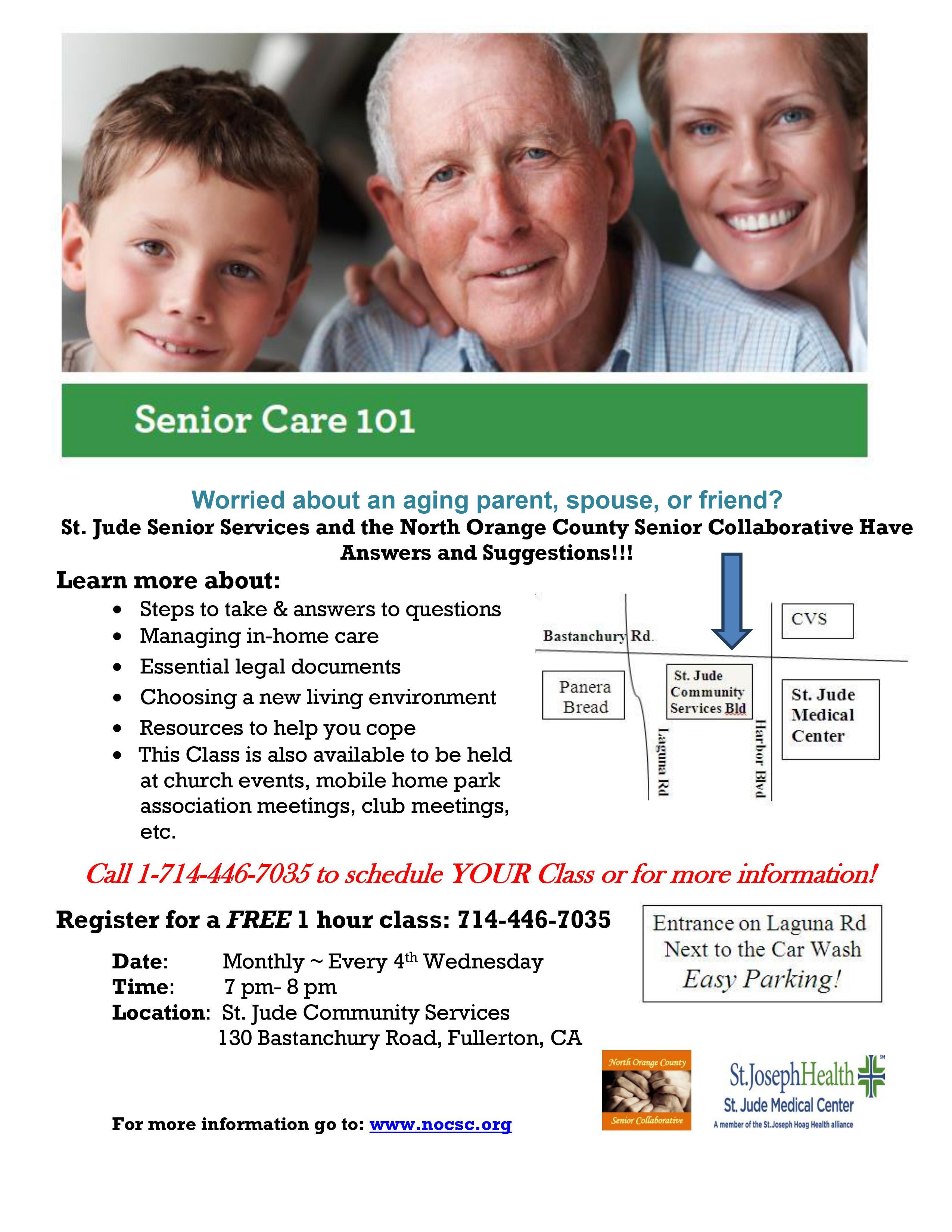 senior care 101